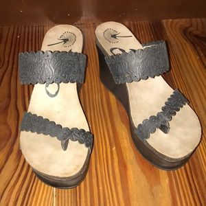 OTBT Shoes - Black OTBT